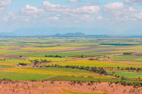 Queensland - Aerial Landscape