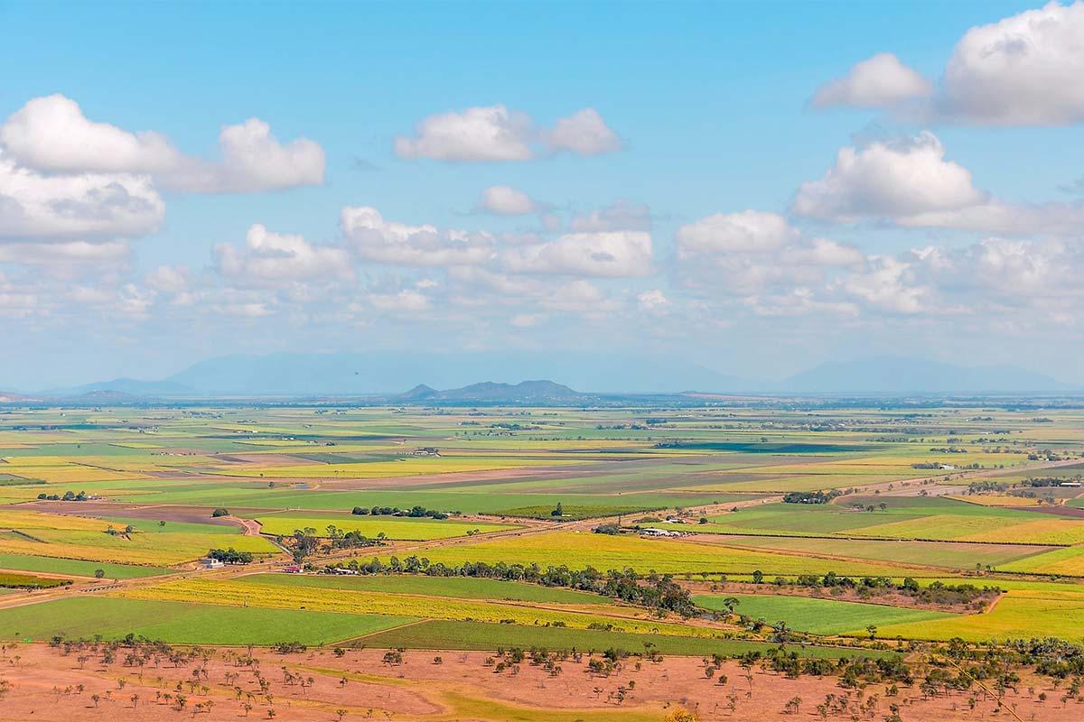 Queensland Aerial Landscape